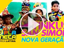 Nova geração de dançarinos do TINKU nasce em São Paulo - Brasil