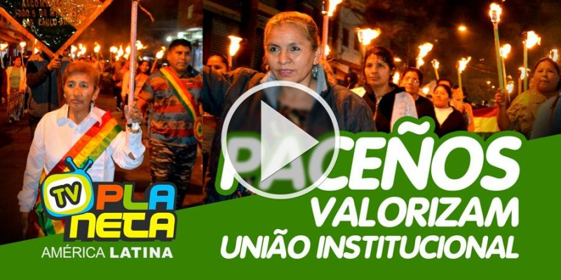 Empreendedorismo e união, são destaque na marcha cívica PACEÑA em São Paulo