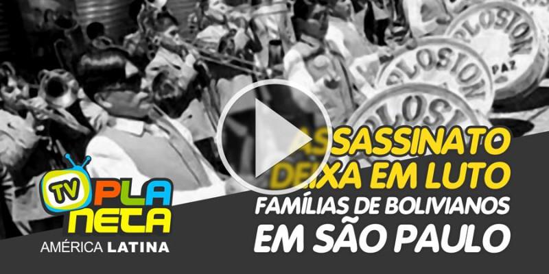 Assassinato acaba com o sonho de duas famílias bolivianas na ponte da Vila Guilherme em São Paulo