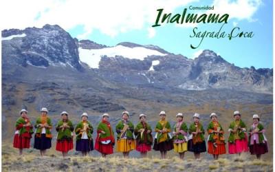Sagrada Coca, comunidade boliviana com força de mulher