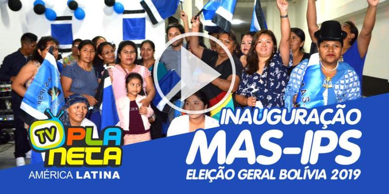 Inaugurada Direção Geral do MAS em São Paulo