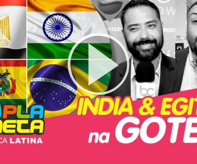 Índia e Egito apostam no mercado têxtil brasileiro