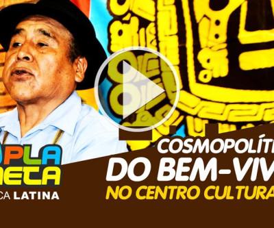 Investigador docente boliviano traz cosmopolíticas do bem-viver para SP