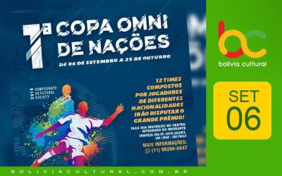 Primeira Copa OMNI de Nações