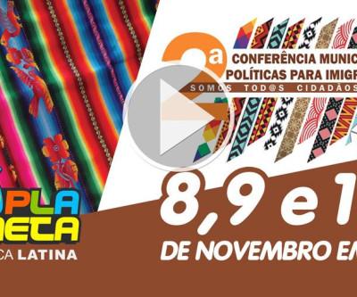 2ª Conferência Municipal para Imigrantes da cidade de São Paulo