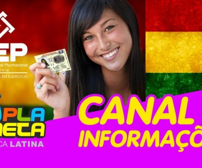 Canais de informação para a Eleição Geral Boliviana 2019, em São Paulo