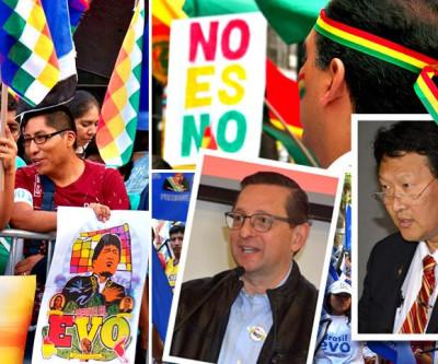 Imigrantes em SP acompanham conjuntura política pré e pós - Eleições Gerais Bolívia 2019