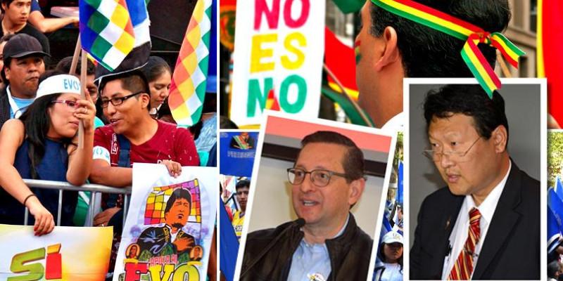 Imigrantes em SP acompanham conjuntura política prévia - Eleições Gerais Bolívia 2019