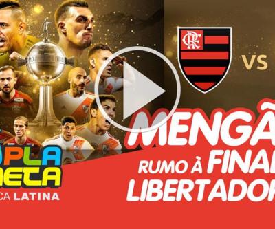 Torcida flamenguista enfrenta maior viagem do mundo - final da Copa Libertadores da América