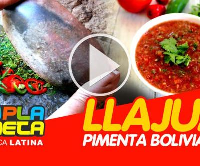 Como preparar uma deliciosa LLAJUA boliviana