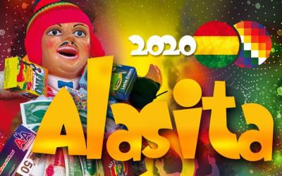 Confirmada a festividade da abundância - ALASITA 2020 em São Paulo.