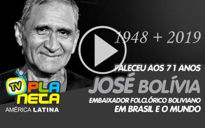 Faleceu aos 71 anos José Ortiz Dorado, mais conhecido como JOSÉ BOLÍVIA