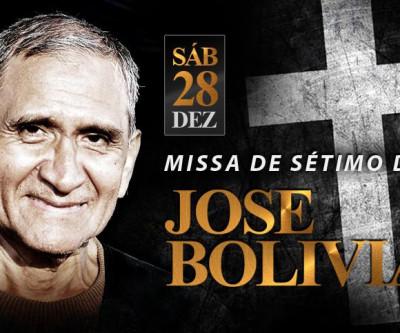 Missa de sétimo dia de Jose Ortiz Dorado – JOSE BOLIVIA