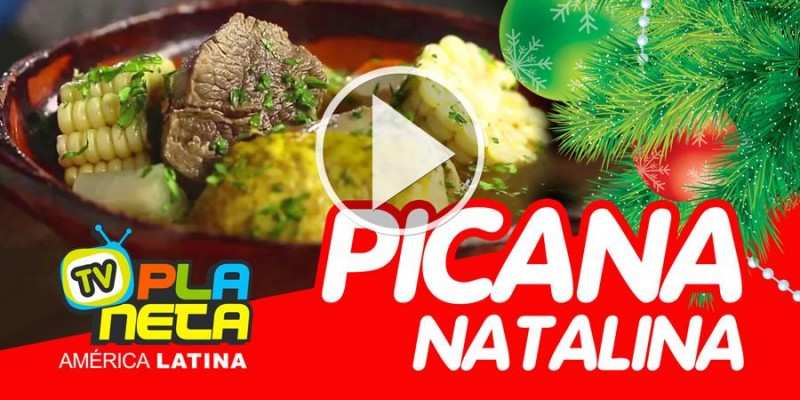 Picana Natalina Boliviana