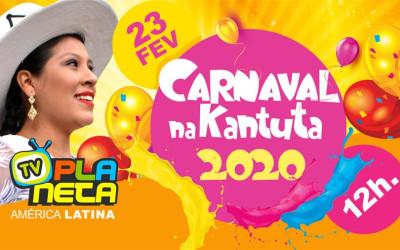 Carnaval 2020 na Praça Kantuta - Taquipayanacu Cochabambino Boliviano