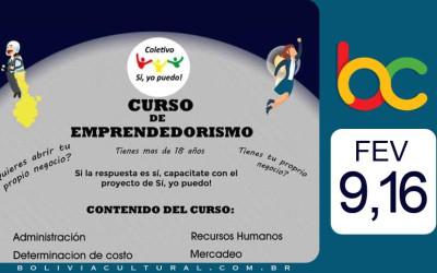 Cursos de português e empreendedorismo gratuitos