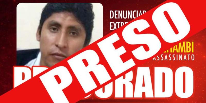 Preso Ygor Rivas pelo assassinato de Suely Fernandes