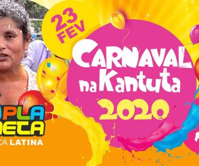 Sabina Veizaga convida para o carnaval boliviano na Praça Kantuta