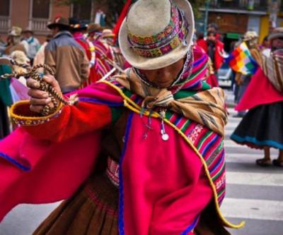 Afirmam que a Bolívia é o país que conserva a maior quantidade de danças da América do Sul