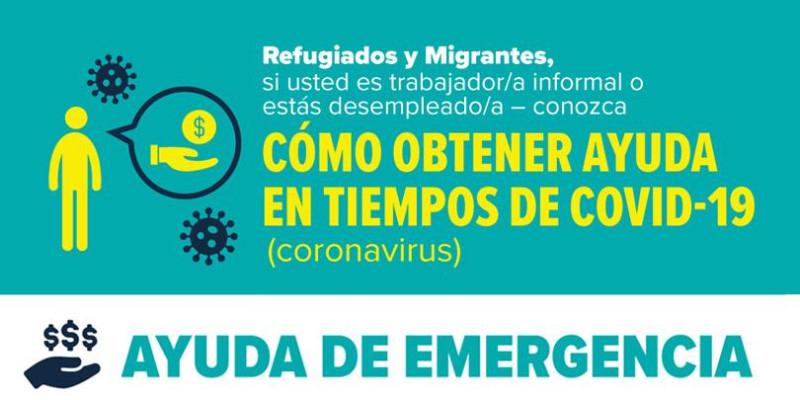 Dicas importantes para imigrantes e refugiados em tempos de cornavírus