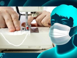Oportunidade para oficinas de costura interessadas a fornecer máscaras, aventais e outros