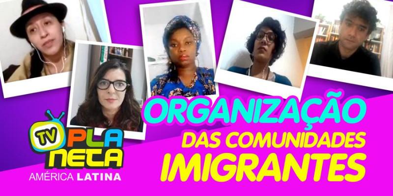 A resistência dos imigrantes no Brasil