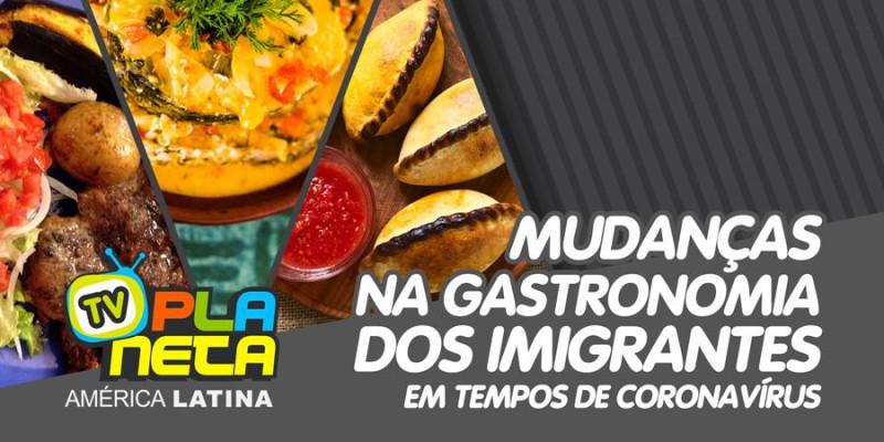 Serviço de gastronomia de imigrantes em SP muda o atendimento durante a pandemia