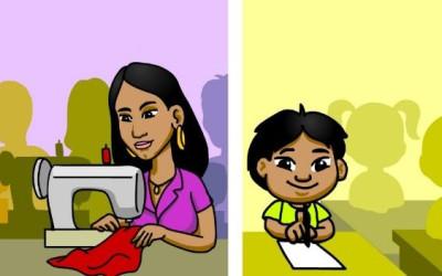 Proteção para crianças imigrantes em SP