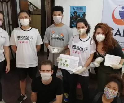 Trabalho do CAMI em constante crescimento durante pandemia