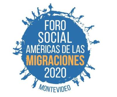 Fórum Social Américas das Migrações 2020 - Montevidéu