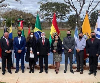 Campanhas bolivianas de solidariedade são homenageadas em ato oficial em Brasília