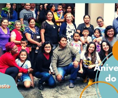 Aniversário do CAMI - 15 anos a serviço dos imigrantes e refugiados