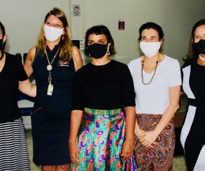Mulheres Imigrantes participam de palestra contra violência de gênero em São Paulo