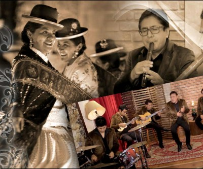 Cholita Paceña - Pacha América, desde Brasil para o mundo