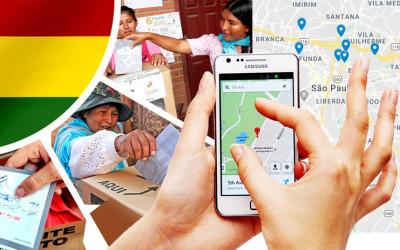 Confira o mapa dos recintos de votação no estado de SP