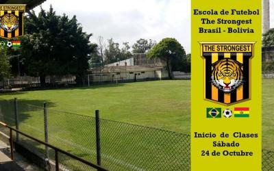 Escola De Futebol The Strongest reinicia atividades cumpre com protocolos de bio seguridade