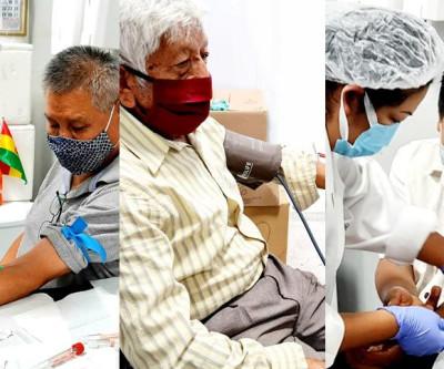 Campanha gratuita organizada por imigrantes bolivianos combate ao câncer de próstata em São Paulo
