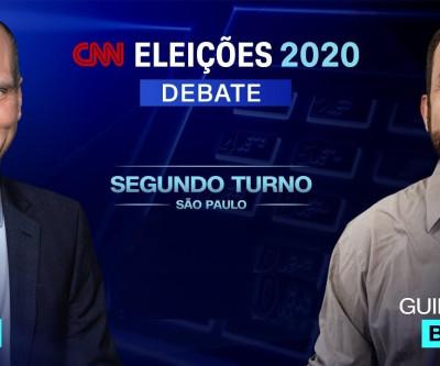 COVAS X BOULOS: Primeiro debate do segundo turno de São Paulo