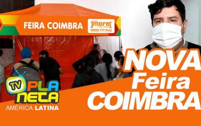 Feira Coimbra de cara nova no bairro do Brás em São Paulo