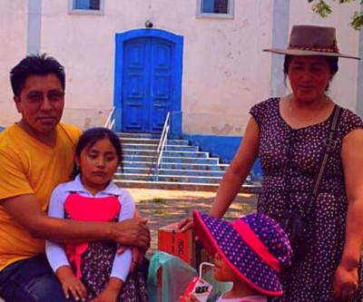 Feira Cultural dos Povos Andinos retoma suas atividades