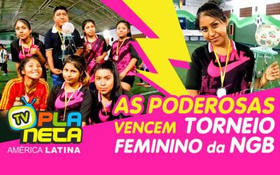 Esporte feminino de imigrantes fecha com chave de ouro 2020