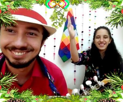 Feliz natal e feliz 2021, comunidade EntreLatínica!