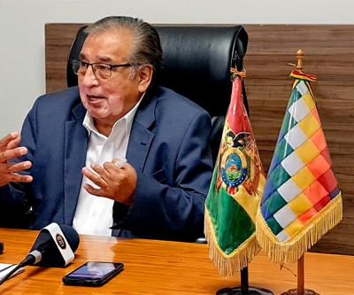 Rolando Ignacio Bulacios, novo Cônsul Geral da Bolívia em São Paulo - SP