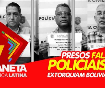 Criminosos que extorquiam bolivianos são presos pela Polícia Militar em São Paulo