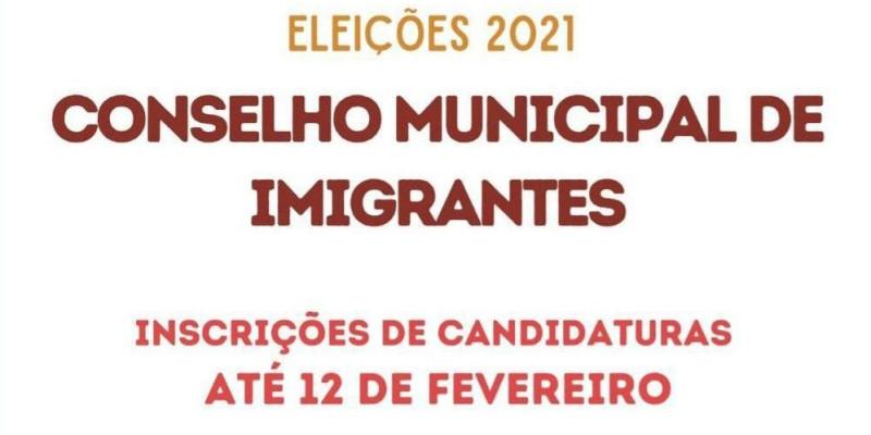Inscrições de candidaturas para participar do Conselho Municipal de Imigrantes vão até 12 de fevereiro
