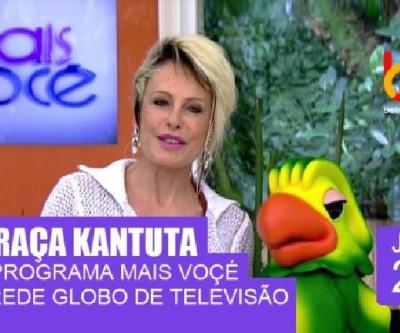 Feira Kantuta vai no ar no programa Mais Você da Globo