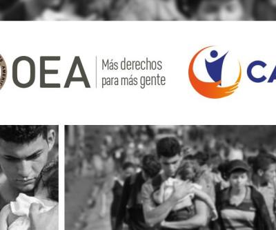 CAMI ganha reconhecimento da OEA