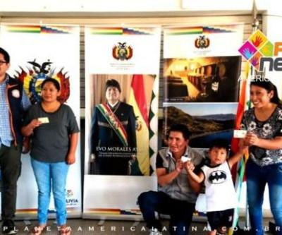 Consulado móvel boliviano na cidade de Nova Odessa em SP
