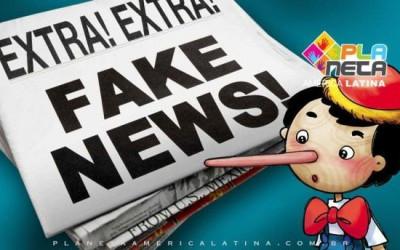 Fake News - promete telão na Praça Kantuta para final da Copa 2018