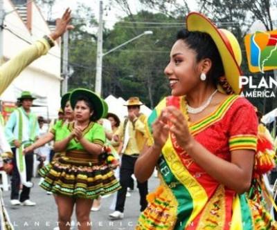 Inscrições abertas SALAY BOLIVIA